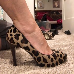 Like new Nine West heals